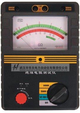 绝缘性能: 电路与外壳间电压为1000v dc时,最大2000mΩ 6.