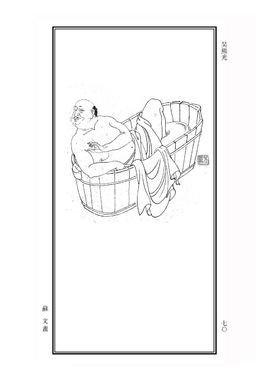 工程图 简笔画 平面图 手绘 线稿 268_379 竖版 竖屏