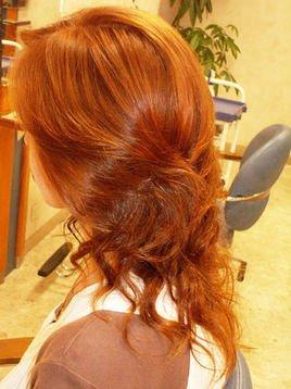 烫头发分区图解杠子分享展示