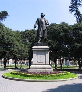 华南理工大学校园图片
