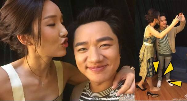 TVB女神李亚男,放弃高富帅,钟情矮丑王祖蓝,背后原因竟然是...