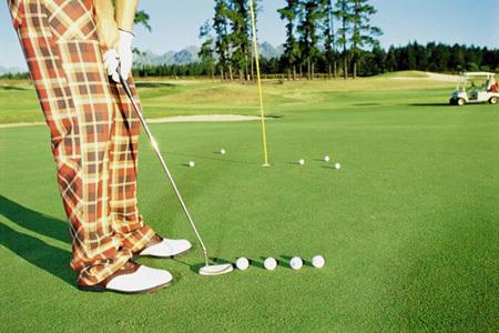 高尔夫规则