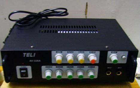 mp1500功放机电路图