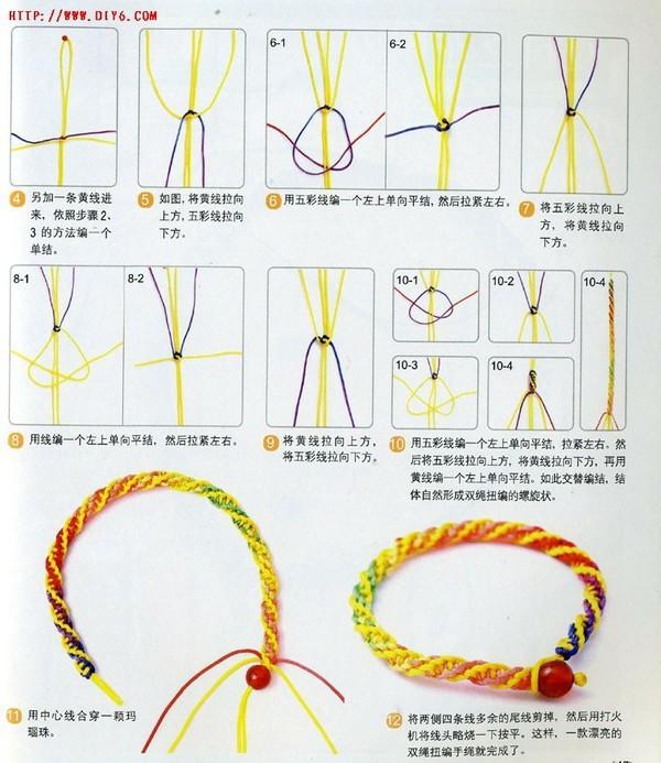 手把手教学的方式,只要你花上10分钟就可以学会编绳哦!尚品主编的《编绳手链》介绍了近50款编绳手链,款款取材素雅,编织精巧,充满情趣。每款作品皆附有浅显易懂的图解说明,而且还独立介绍各种基本的编结法,即便是新手也只要花上10分钟的时间,就能轻松做出时尚、漂亮又最适合您的个性手链!