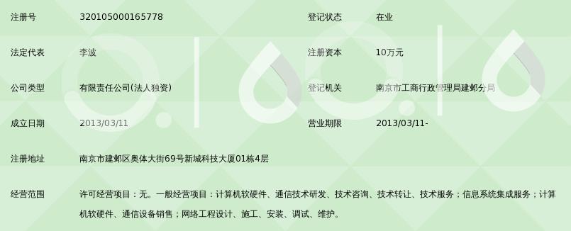 南京博为峰软件技术有限公司_360百科