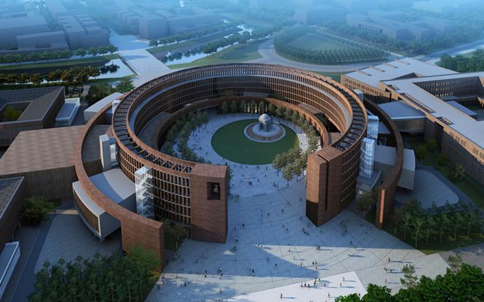 天津大学 校内风景
