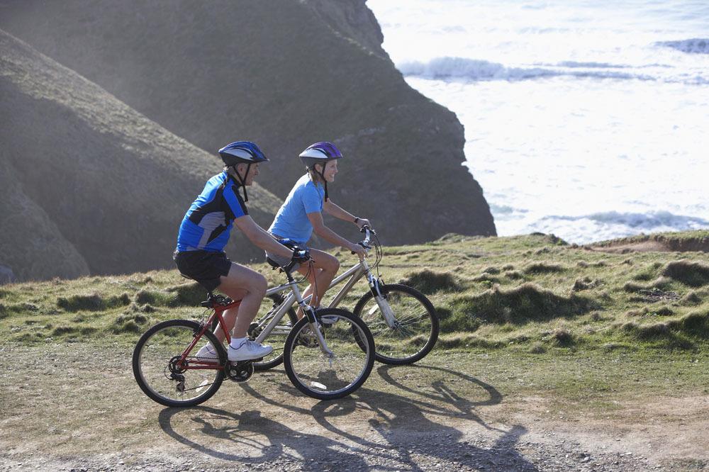 骑自行车旅游