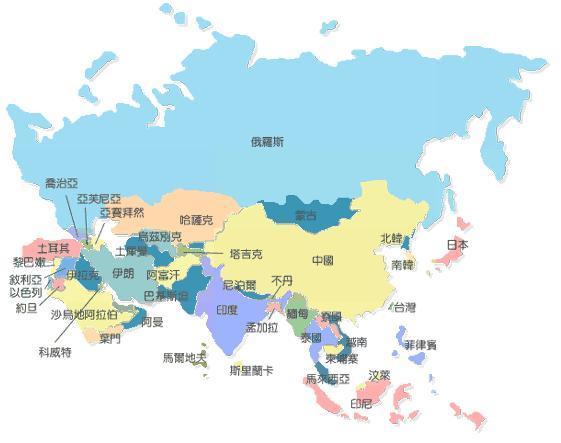 亚洲气候类型分布图-海南省年降雨量空间分布数据 气象气候类数据产
