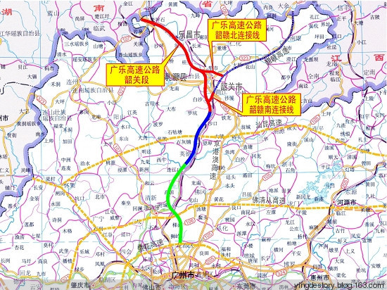 广乐高速公路