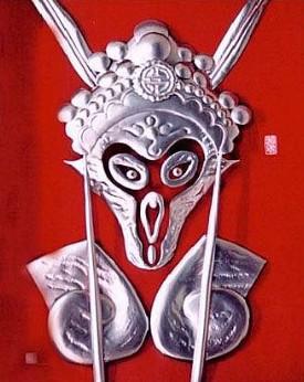 易拉罐工艺品手工制作所需要的工具和材料,人物肖像制作,动物饰品制作