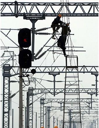高速铁路接触网