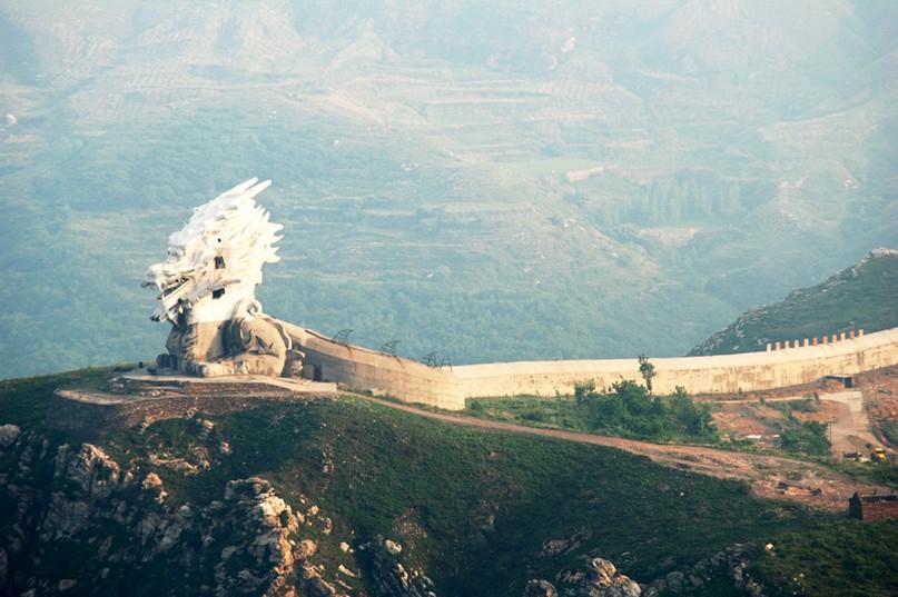 始祖山风景区已成为寻根拜祖与休闲观光为一体的大型黄帝文化游览区