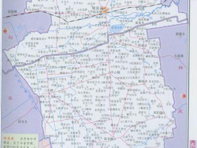 依安县地图