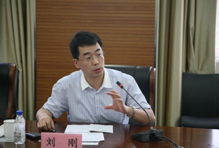 青岛政建集团总裁刘刚