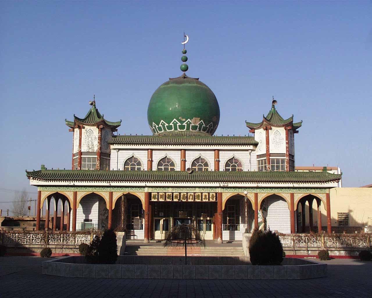 莎车加曼清真寺
