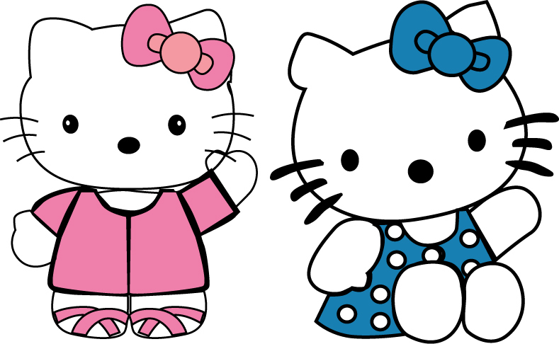 hello kitty卡通形象