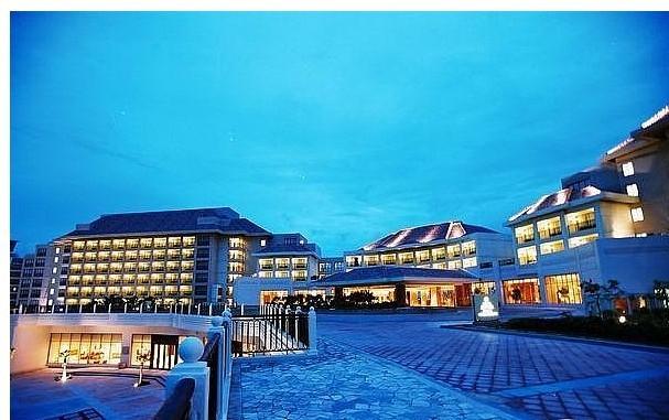 海岛酒店总统套房