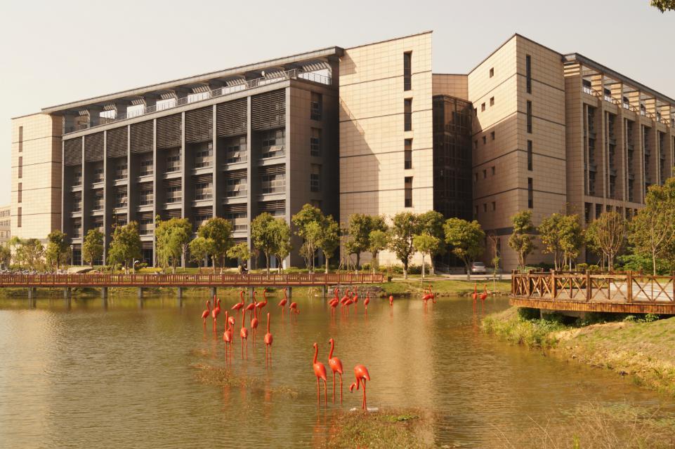 福州大学图片